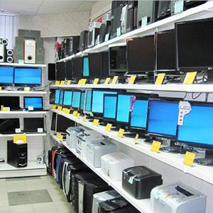 Компьютерные магазины Высокой Горы