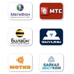 Операторы сотовой связи Высокой Горы